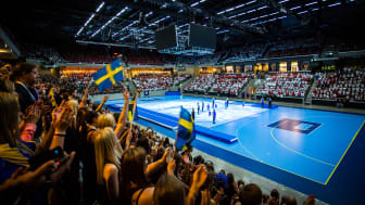EUROGYM i Helsingborg Arena