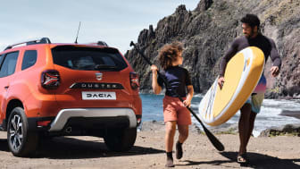 Duster surf