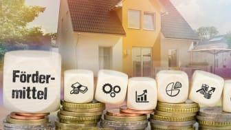 Leider gibt es bisher nur wenig effektive Fördermittel für den Hausbau