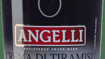 Lördagsgodis med Angelli Crema di Tiramisu