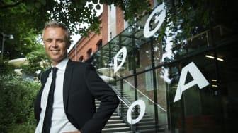 Administrerende direktør i DOGA, Tor Inge Hjemdal. Foto: Sverre Jarild
