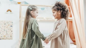 Playing with thin dolls may affect young girls' body image