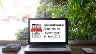 FOCUS MONEY DEUTSCHLAND TEST: Jobs.de ist Top Jobbörse (Bildquelle: © Prathan Chorruangsak, Shutterstock.com)