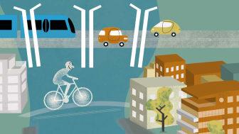 ElectriCITY är ett medborgarinitiativ för att minska klimatavtrycket i samarbete med företag, forskare och Stockholm Stad.