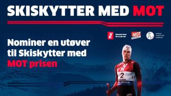 Skiskytter med MOT samling på Os 5.-7. november