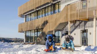 Torvbråten skole barn_LINK Arkitektur / Hundven-Clements Photography
