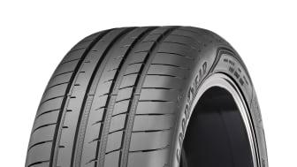 Goodyear intelligent tire prototype