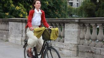 Auto stehen lassen und Fahrrad fahren - das hält fit und spart Ressourcen und CO2