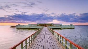 Ribersborgs kallbadhus Malmö, Skåne