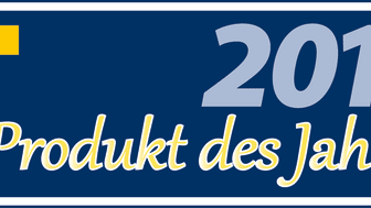 Logo M&T Produkt des Jahres 2016