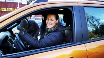 Gründer i Hest360, Märtha Loiuse. Foto: Oppegård Avis