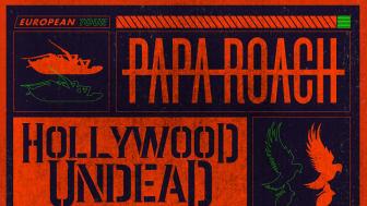 Papa Roach & Hollywood Undead