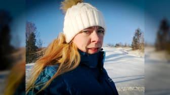 Sofia Eriksson, Ryssbergsbacken: Årets Skidinspiratör 2021