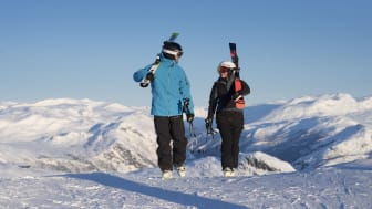 Slik får du en trygg vinterferie i Hemsedal og Trysil
