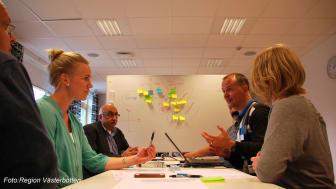 Gold of Lapland deltar på innovativ idéverkstad i Vasa