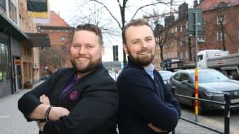 De tävlade i Sverigefinalen av stor entreprenörstävling och hyllar medarbetarna i sina företag. Harry van der Veen och Niclas Lundell har mycket gemensamt som drivna entreprenörer. En sak är att de vill lyfta fram sina team.