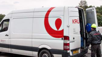 Krüger og KD Maskinfabrik Vejle A/S indgår aftale om salg og service af produkter
