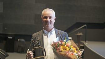 Adm. direktør Jesper Andreasen modtog sidste år Rødovre Erhvervspris på vegne af Rødovre Centrum