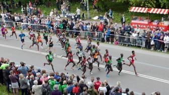 Banrekorden hänger löst i GöteborgsVarvet
