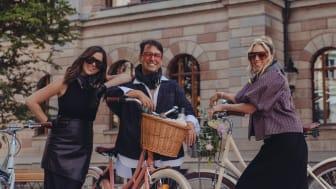 Genom kampanjen Ride safe vill Hjärnfonden och Hövding öka kunskapen om att hela livet sitter i hjärnan och att hjärnan behöver skyddas.