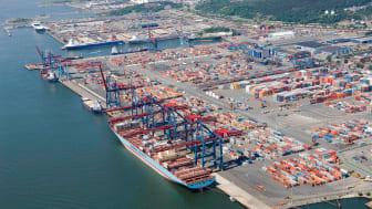 Port of Göteborg