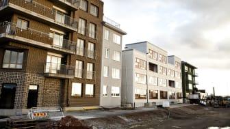 Roth Fastigheters flerfamiljshus i Hyllie med E.ONs smarta energistyrningssystem