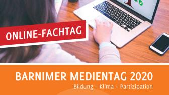Foto: Plakat Medientag 2020 / Landkreis Barnim
