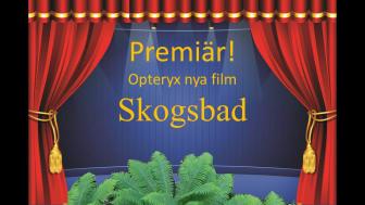 På lördag 18/2 är det premiär för naturum Vattenrikets nya Opteryxfilm.