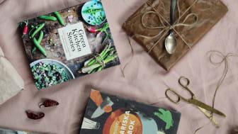 Årets medvetna julklapp: Vegokokboken! Foto: Emma Sundh