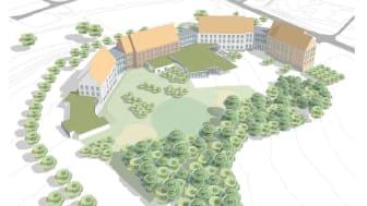MVB får uppdraget att bygga Maglehill i Höör