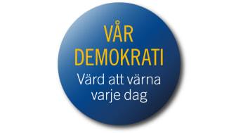 Under temaåret Demokrati 100 år kommer kultur, park, fritid att genomföra ett antal demokratiprojekt.