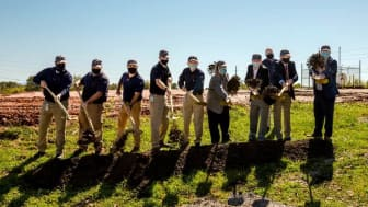 Tuff Torq breaks ground on a new testing center.