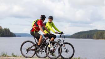 Unionsleden – Sveriges 4:e nationella cykelled är redo att ta emot cyklister