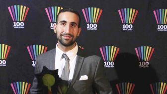 Soran Afrasiabi blev Årets Sola 2018.