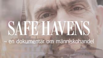 På tisdag den 14 maj visas Frälsningsarméns dokumentärfilm Safe Havens i Göteborg.
