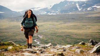 Pilgrimsvandringen på S:t Olavsleden gav Angeliqa Mejstedt nya perspektiv och mod att gå sin egen väg.