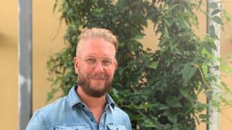 Marcus Edvinsson, försäljnings- och produktchef på Urban Green.