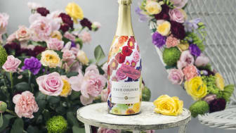 True Colours Ltd Ed med blommor, liggande