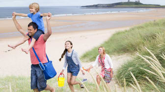 Go North East's Big Days Out campaign has proven a hit with local families