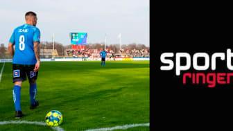 Sportringen i Halmstad tecknar avtal med HBK