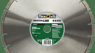Flexovit Industrial Line Silent 350mm - Produkt