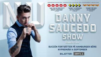 Utsålda hus för Dannys show på Hamburger Börs även i höst! – NU introducerar vi Dannys Day Club
