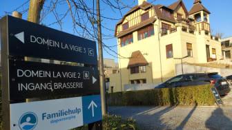 NOAH Koksijde is verhuisd naar een nieuwe locatie op het Domein La Vigie