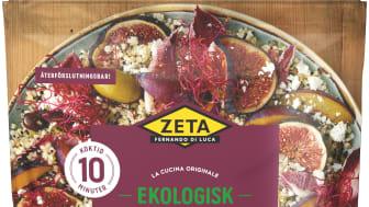 Ny, ekologisk Hirs-mix från Zeta