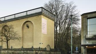 Göteborgs Konsthall fasad