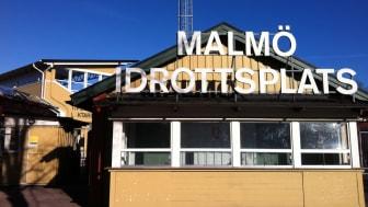 Idag inviger svenska mästarna ett nyrenoverat Malmö IP