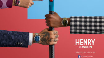 Nytt britisk klokkemerke nå i Norge