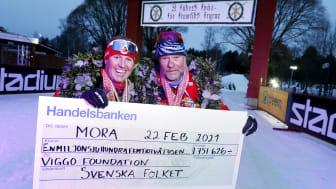 Måns Möller och Christer Skog