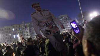 Militärstyret har krossat förhoppningarna om en arabisk vår