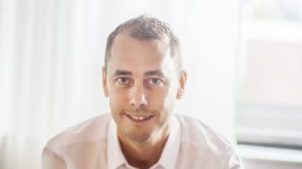 Fredrik Nilsson, tf vd och CFO, Löfbergs